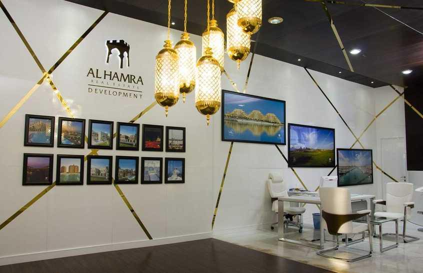 Al Hamra Real Estate. Al Zaher Interiors is one of the Top 10 Interior Desigining