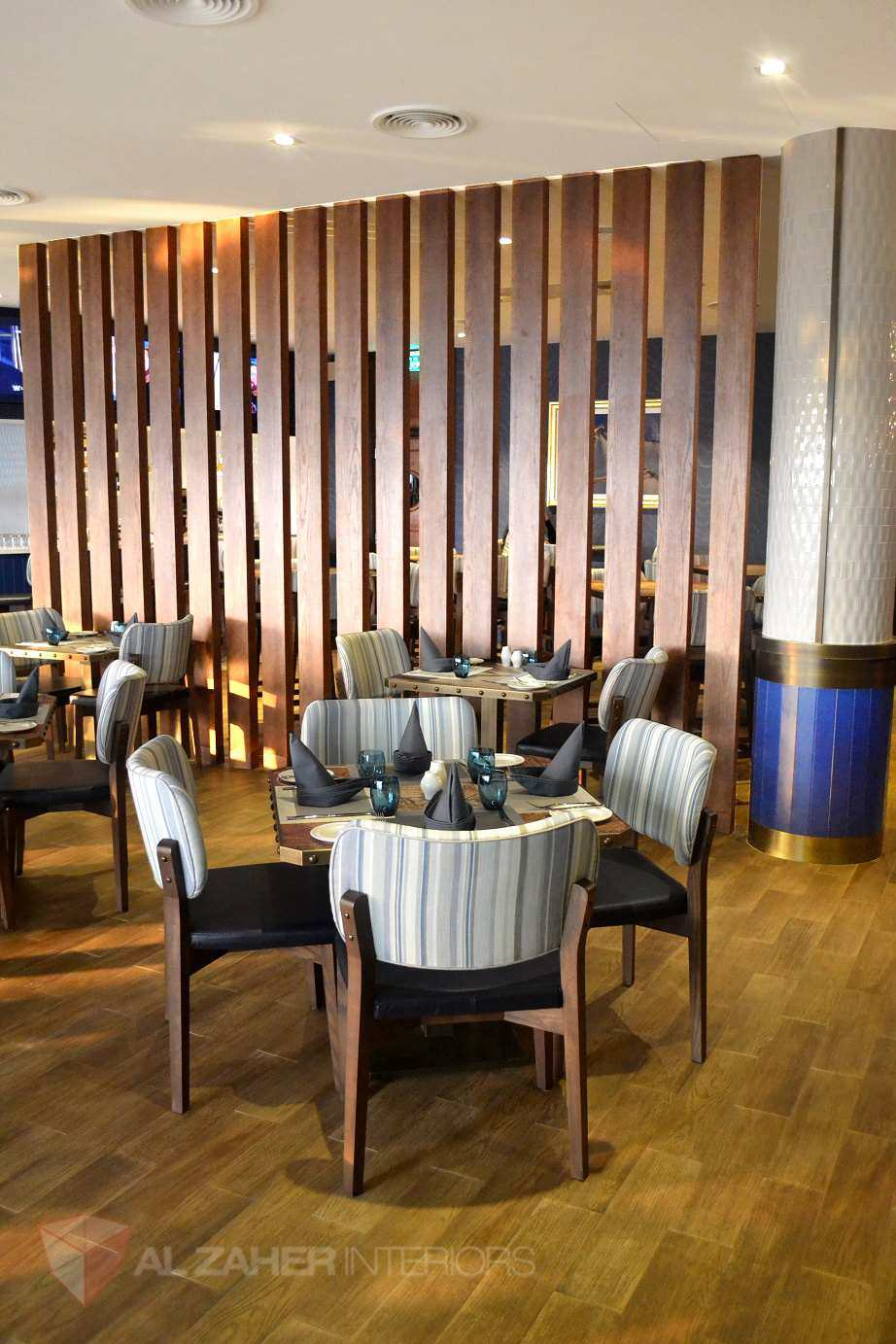 Restaurant Interior Design In Dubai
